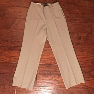 Banana Republic Petite Tan Dress Pants LONG